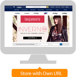 Store with Own URL