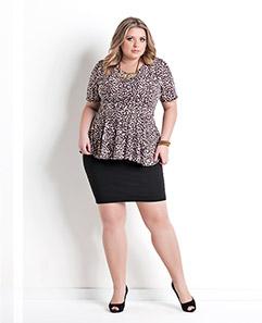 e65e95a55 Lookbook Marguerite | Moda Plus Size Feminina
