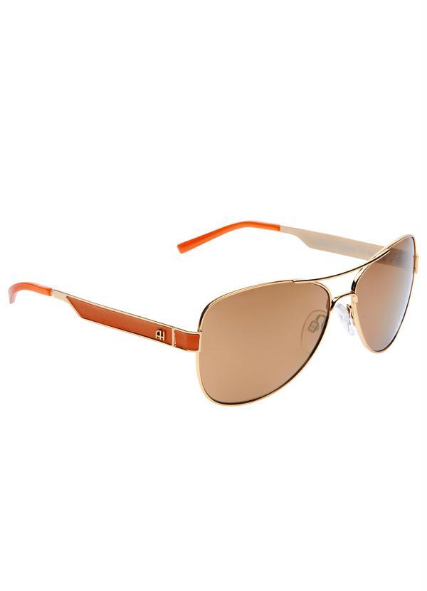 4e84ebad0c7c8 Multimarcas - Óculos de Sol Ana Hickmann Ah3081 Marrom - Multimarcas