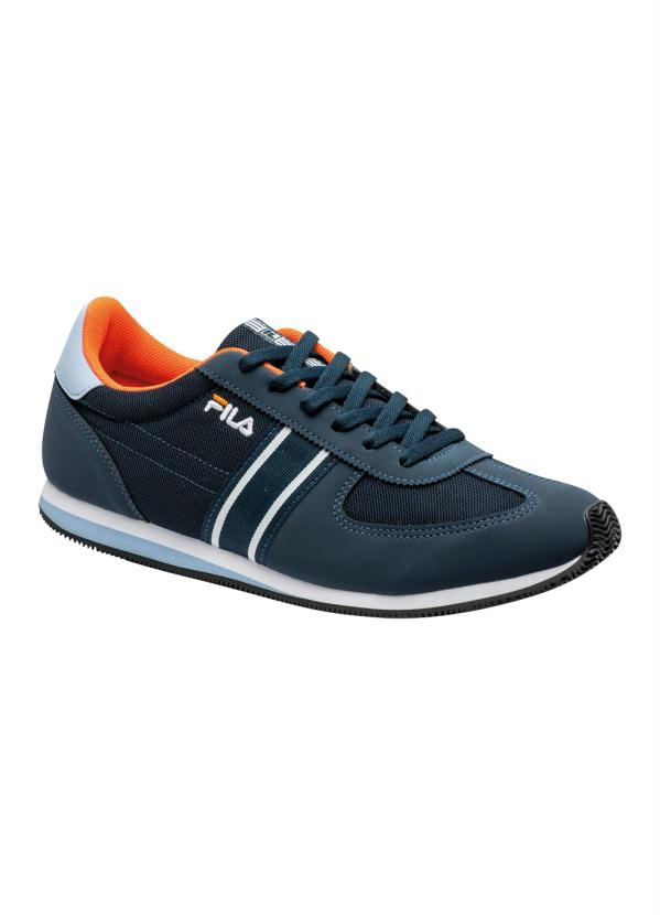 3a17a573c54 Rally - Tenis Fila F-Retro Summer Marinho - Rally