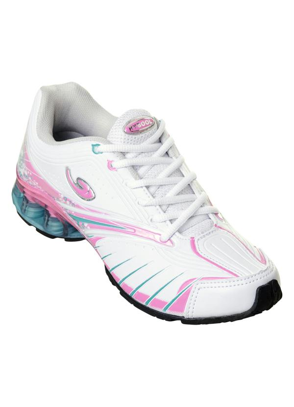 24e4d37b210 Tênis Feminino Branco