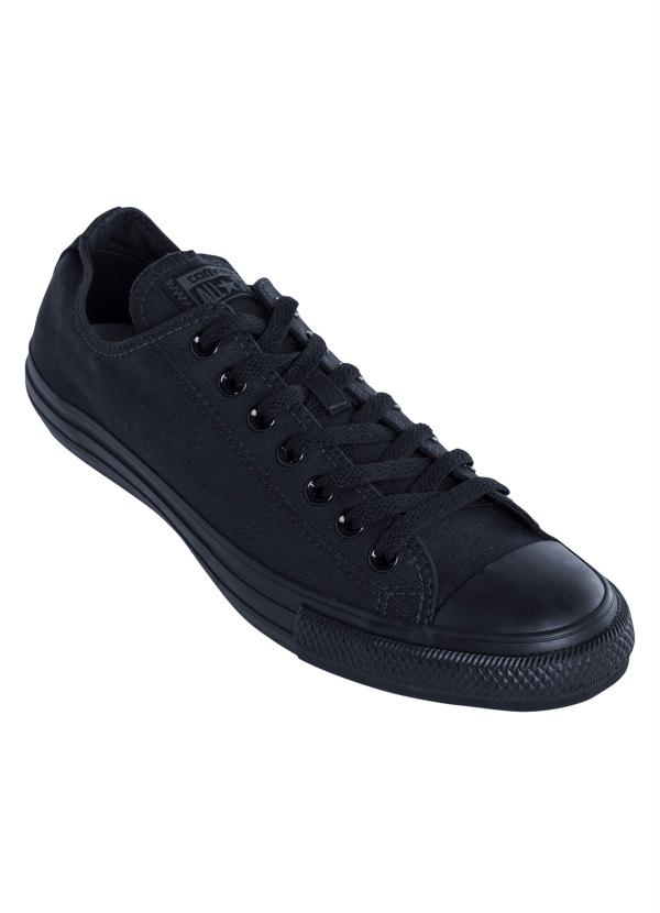 abc8da6c659 Converse - Tênis All Star Core Mono Preto Converse - Multimarcas