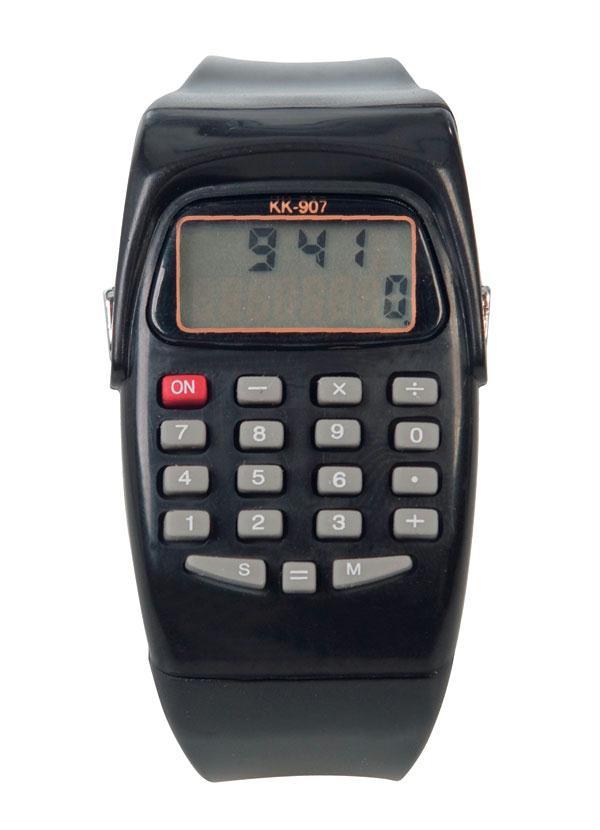 422cfa9677f Relogio Calculadora - Portal Lar   Lazer