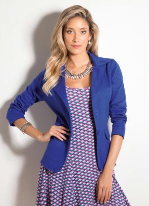 819e603ce5 produto Quintess - Blazer Clássico Azul