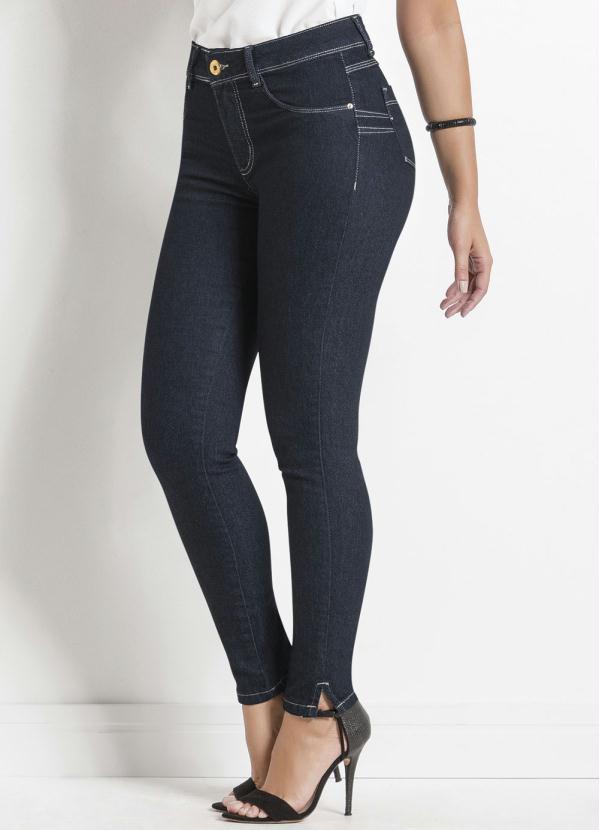 7660ad521 Sawary jeans - Calça Jeans Sawary Levanta Bumbum Azul - Sawary Jeans