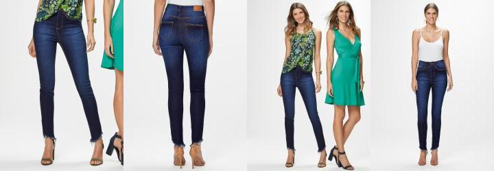 865b96704 Calça Jeans Feminina - Compre Online