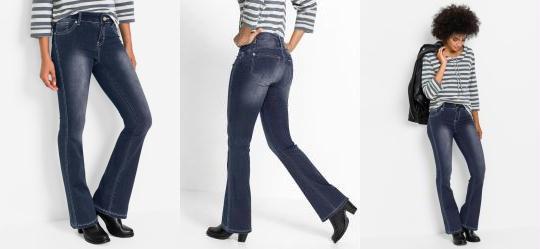 ce2a992a8 0.0 Calça Jeans Bootcut Azul Médio