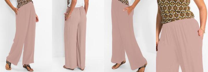Calça pantalona bonprix - Compre Online  9af8e827024