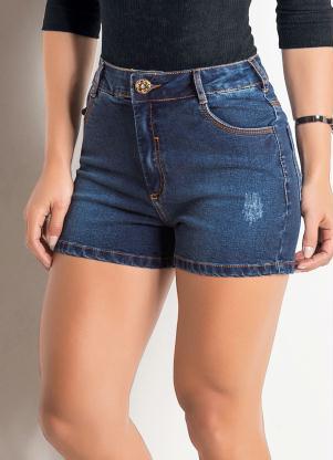 dd7c59130 produto Short Jeans com Cintura Alta Multimarcas