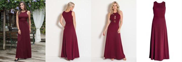 Vestidos bonitos modestos e simples