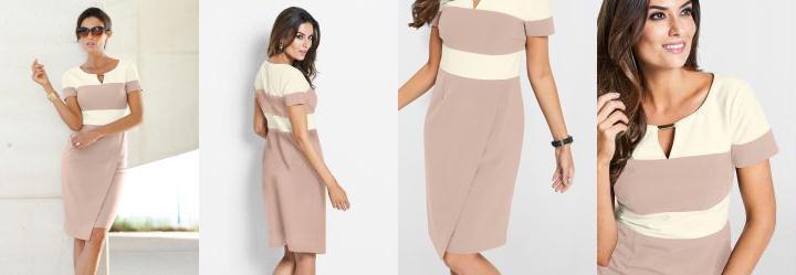5d827dafc5 Vestidos Tubinho Plus size - Compre Online