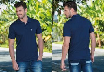 ceb012494 Camisa Pólo Masculina - Compre Online