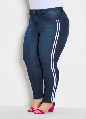 4636ff4a197b32 Calça Jeans - Plus Size Feminino | Posthaus