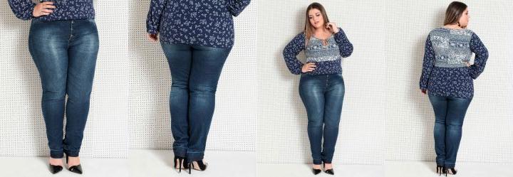 6cfd14f59 Cala social feminina plus size moda plus size t Plus size