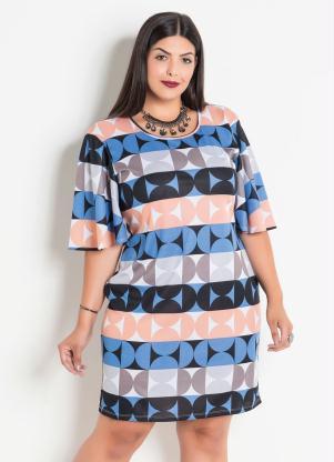 346b49543 Vestidos Plus Size - Compre Online | Posthaus