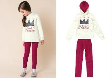 Roupa Infantil Feminina - Moda Infantil Online  f5764a97850
