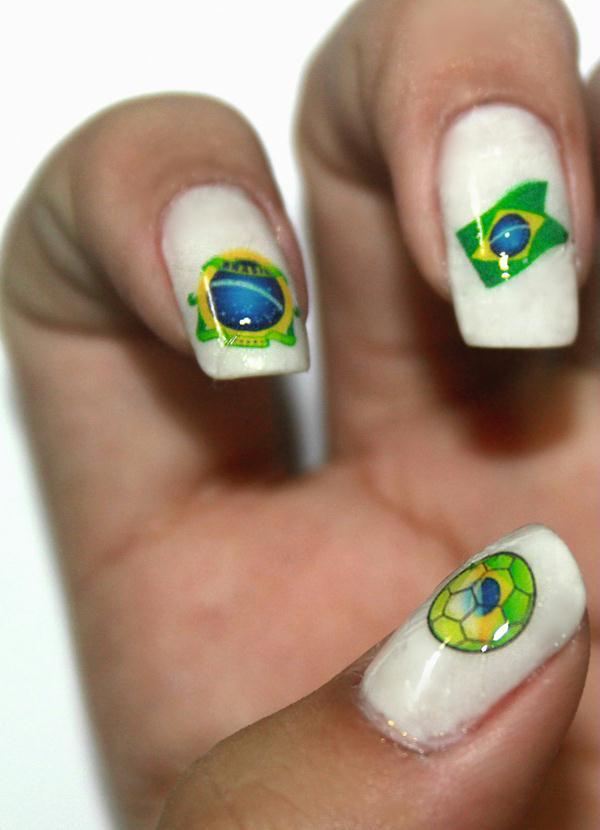 Artesanato Tecido Chita ~ Adesivo para Unhas Brasil Posthaus