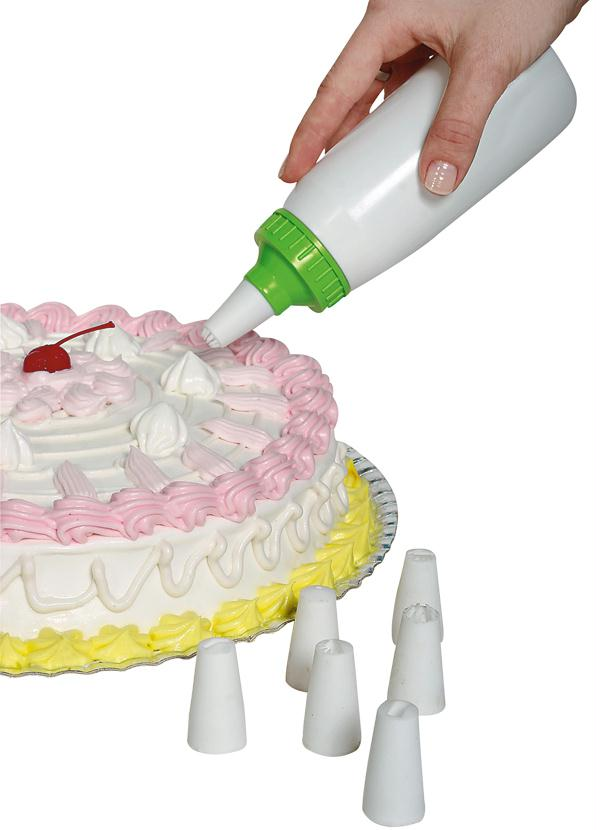 Decorador de bolos 8 bicos posthaus - Decorador de fotos ...