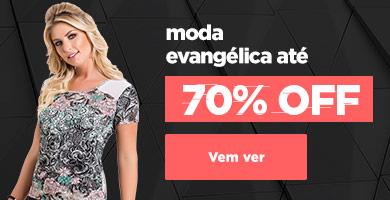 Moda evangélica na promo