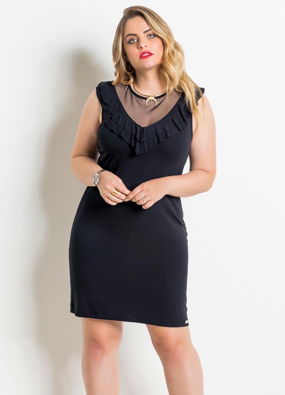 Ver fotos de vestidos preto
