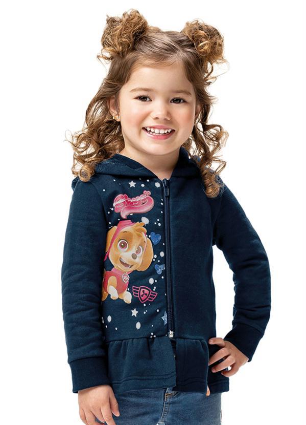 Malwee Kids - Jaqueta Azul Patrulha Canina®