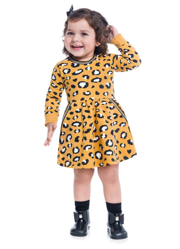 Kyly - Vestido Amarelo
