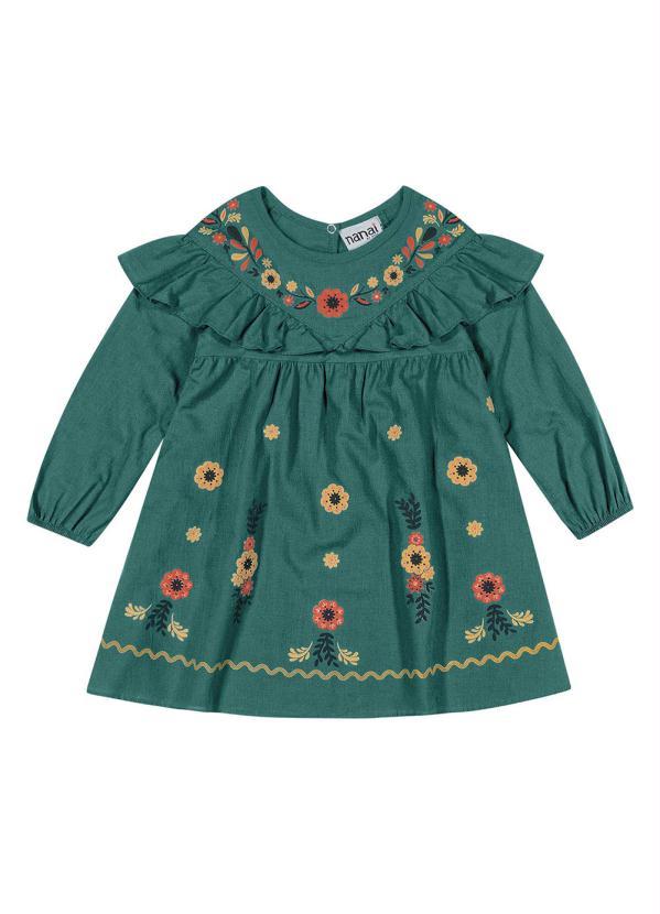 Nanai - Vestido Verde