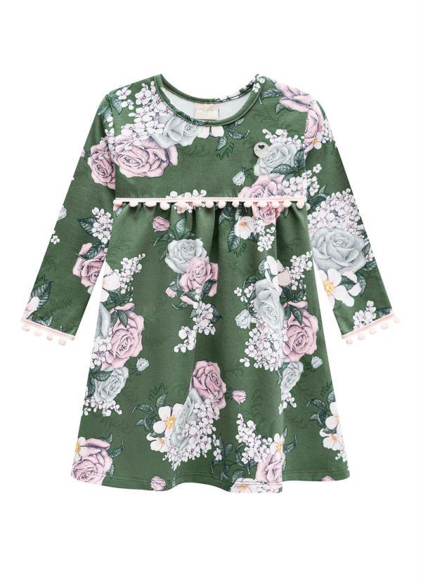 Milon - Vestido Verde