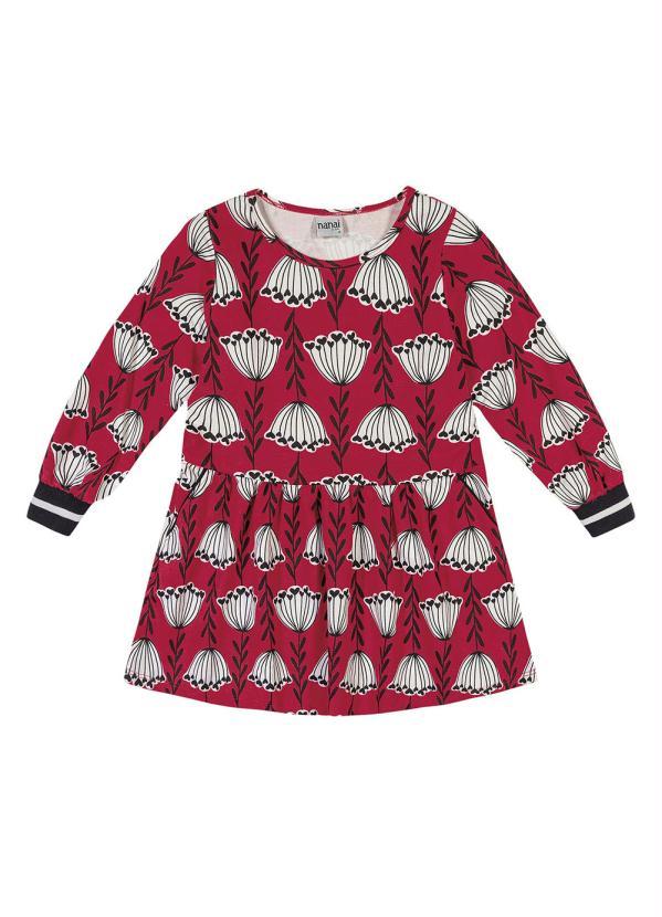 Nanai - Vestido Vermelho